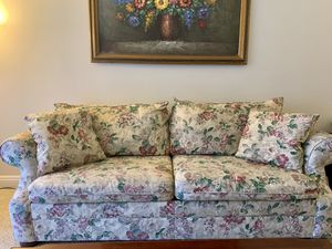 Beautiful living room sofa/ couch, set of two for Sale in Long Beach, CA