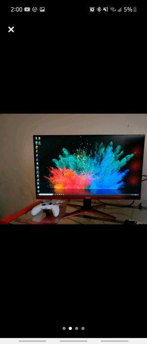 Acer gaming monitor 1440p for Sale in Huntsville, AL