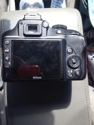 Nikon D3400 body, great condition for Sale in Detroit, MI