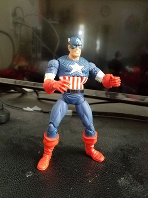 Marvel legends captain America for Sale in Oakland, CA