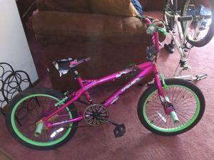 Troublemaker freestyle girls BMX 20 speed bike for Sale in Denver, CO