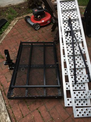 Carrier and ramps for Sale in Manassas Park, VA