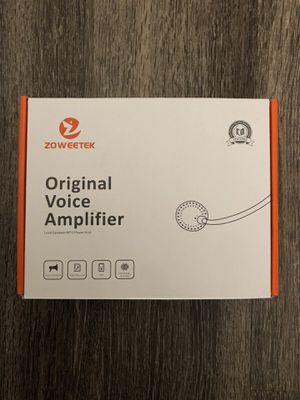 VOICE AMPLIFIER for Sale in Pacifica, CA