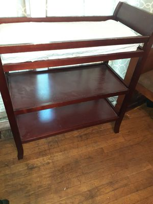 Baby changing table will deliver for a small fee for Sale in College Park, GA