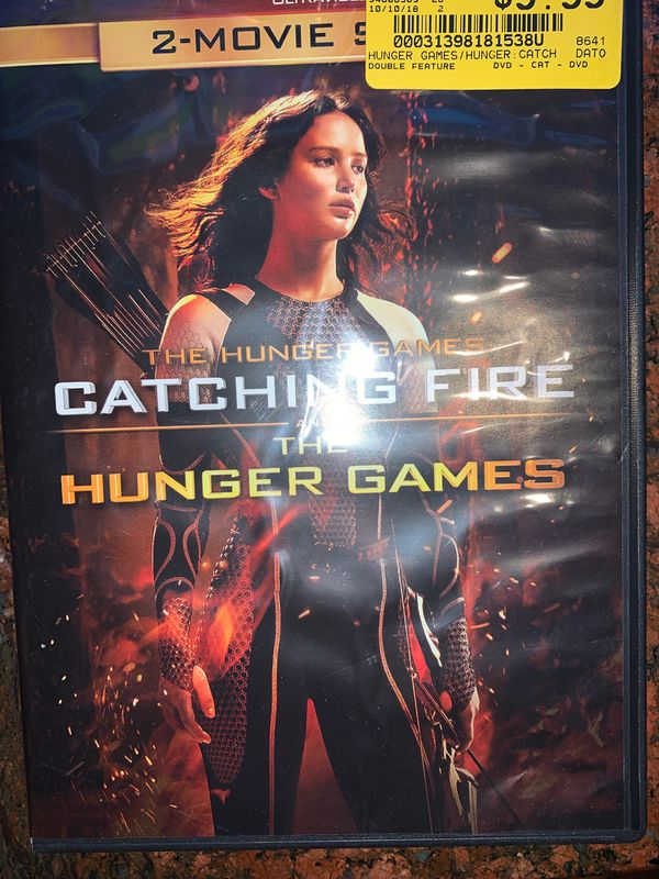 Hunger Games 2 Movie Collection