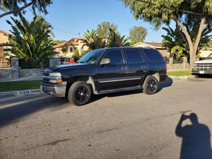 2002 Chevy Tahoe for Sale in Gardena, CA