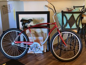 "26"" SCHWINN BEACH CRUISER BIKE for Sale in Carlsbad, CA"