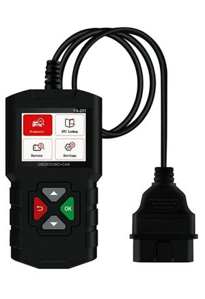 New! Enhanced OBD2 Scanner CAN Diagnostic Scan Tool Universal for Vehicles After 1996 for Sale in Arlington, TX