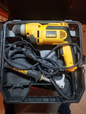 Dewalt Corded Hammer Drill for Sale in Brooklyn Center, MN