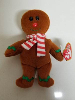TY Babie Beanies - Yummy - Gingerbread Man ADORABLE! for Sale in Buena Park, CA
