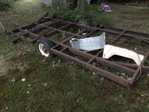 Old Camper Trailer for Sale in Rochester, NH