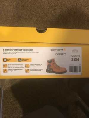 Carhartt Work Boots for Sale in Obetz, OH