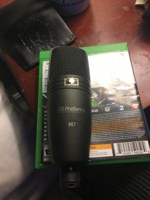 Presonus m7 mic for Sale in Stafford, VA