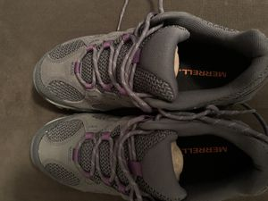 Merrell hiking shoes (women's) for Sale in Silver Spring, MD