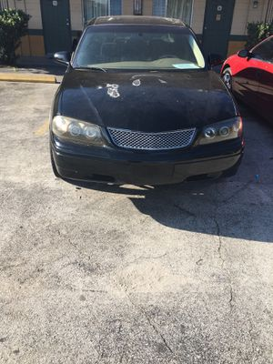Chevy Impala 2000 for Sale in Winter Haven, FL
