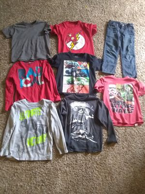 Kids size 5 clothes for Sale in Costa Mesa, CA