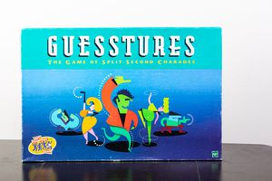 Guesstures board game for Sale in Tampa, FL
