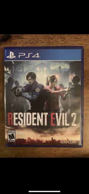 Resident Evil 2 for Sale in Fairfax, VA