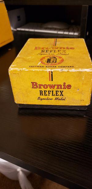Brownie reflex camera for Sale in Murfreesboro, TN