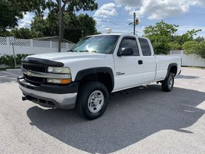 2002 Chevy Silverado long bed duramax diesel for Sale in St.Petersburg, FL
