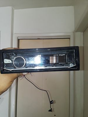 Jvc stereo for Sale in San Jose, CA