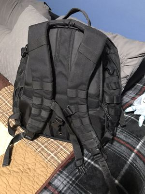 5.11 black rush 24 backpack for Sale in Rockford, IL