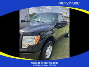 2010 Ford F150 Regular Cab for Sale in Tyler, TX