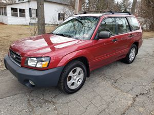 2004 subaru forester for Sale in Manchester, NH