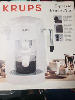 Krups Espresso Bravo Plus for Sale in Boynton Beach, FL