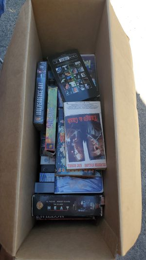 Free VHS for Sale in Anaheim, CA