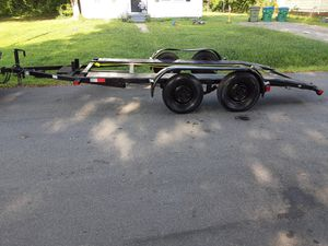 2010 14ft car trailer for Sale in North Chesterfield, VA