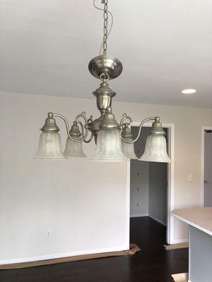 Chandelier light (free) for Sale in Maple Valley, WA