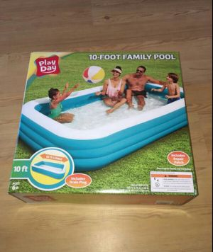 """Pool 10 ft' brand NEW factory sealed,Pescina, Alberca 120"""" x 72"""" x 22"""" for Sale in San Diego, CA"""