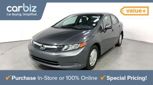 2012 Honda Civic Sdn for Sale in Baltimore, MD