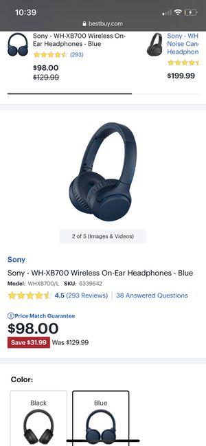 Sony Headphones for Sale in Fresno, CA
