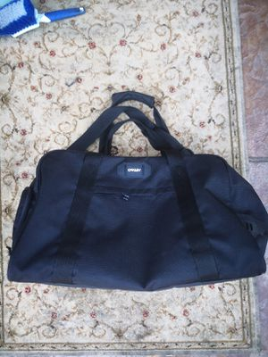 Oakley One Size gym bag duffle for Sale in Downey, CA