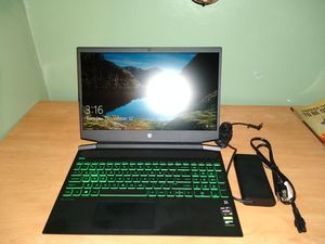 HP pavilion gaming laptop for Sale in Bedford Heights, OH