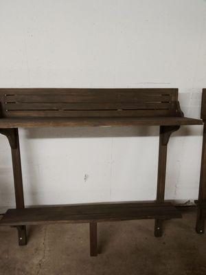 Patio railing bars / tables for Sale in Joliet, IL