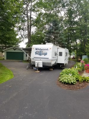 Camper. for Sale in Owosso, MI