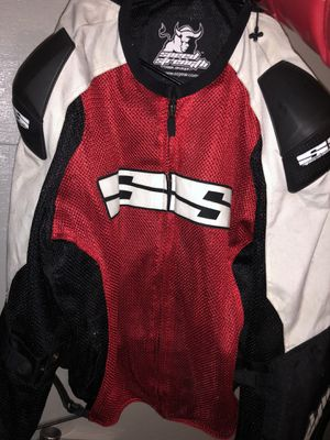 Speed and strength motorcycle jacket xl for Sale in Stoughton, MA