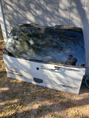 03 Chevy Suburban Rear Hatch Lid for Sale in San Angelo, TX