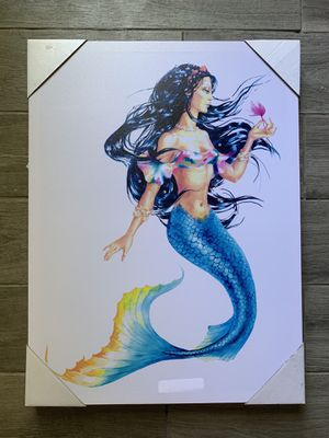 Mermaid Wall Art - New! for Sale in Columbia, MD
