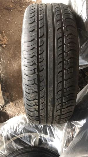 17 inch rims with tires full set for Sale in Columbus, OH