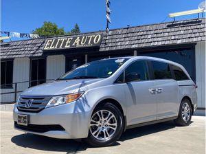 2013 Honda Odyssey for Sale in Visalia, CA