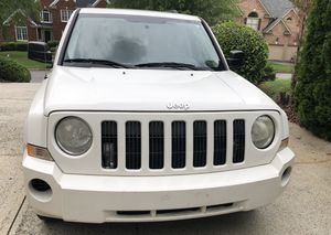 2010 Jeep Patriot LOW MILES $6,300 for Sale in Suwanee, GA