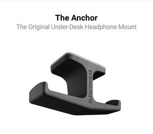 Elevation Lab - The Anchor - The Original Under-Desk Headphone Mount for Sale in Lithonia, GA