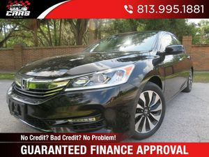 2017 Honda Accord Hybrid for Sale in Riverview, FL