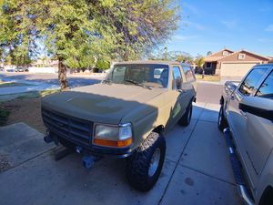 1992 ford bronco for Sale in Chandler, AZ