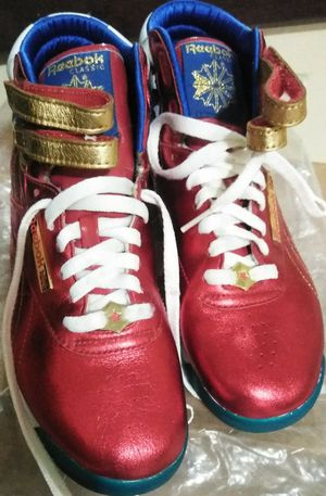 Wonder Woman Original Reebok Freestyle Hightop for Sale in The Bronx, NY