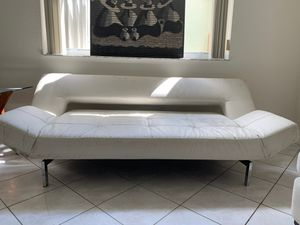High End Luxury Leather futon bed for Sale in Boynton Beach, FL